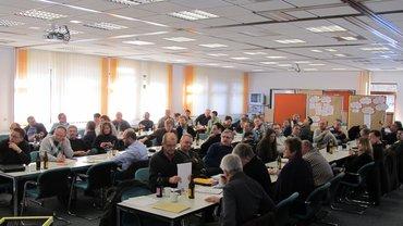Tarifkonferenz im ver.di-Bildungszentrum Brannenburg