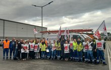 Wir unterstützen die Tarifforderungen unserer Gewerkschaft