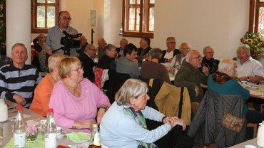 Die Informationen der Deutschen Rentenversicherung fanden großes Interesse