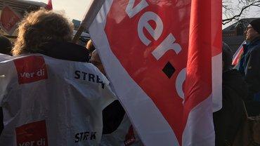 TVöD Streik 2018 Hamburg